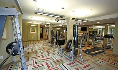Fitness Weight Room, 507 Pressler St, 2