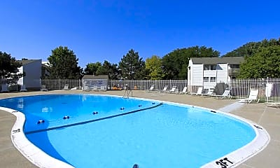Pool, Country Club Village, 0