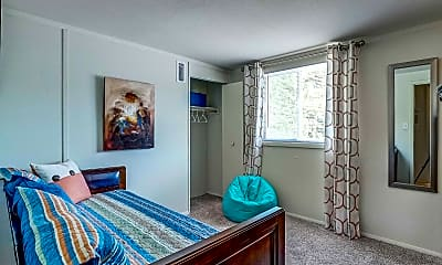 Bedroom, Avalon Townhomes, 1