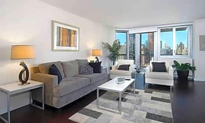 Living Room, 150 E 30th St, 1