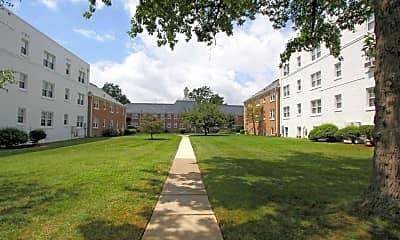 Building, Fillmore Garden Apartments, 0