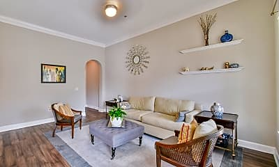 Living Room, 3777 Peachtree Rd NE #1332, 1