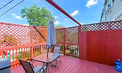 Patio / Deck, 631 Emerson St NW, 2