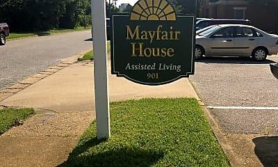 Mayfair Manor, 1