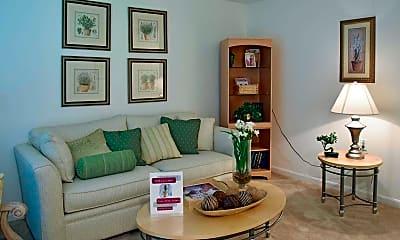 Living Room, Windsor Terrace, 1