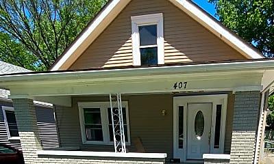 Building, 407 Freeman Ave, 0