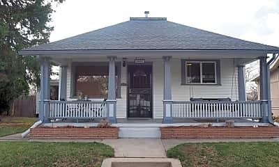 Building, 4033 Meade St, 0
