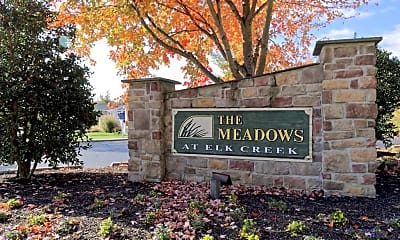 Community Signage, The Meadows At Elk Creek, 0