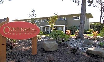 Continental Apartments, 1