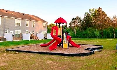 Playground, 1716 Frodo Way, 2