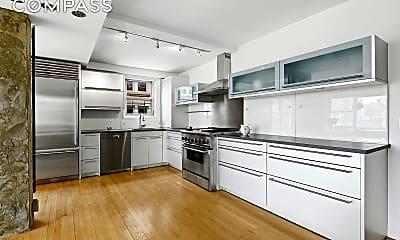 Kitchen, 3 Sheridan Square 8-H, 1