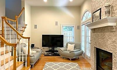 Living Room, 8641 Terrace Garden Way, 2