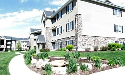 Building, Deer Creek Village Apartments, 2