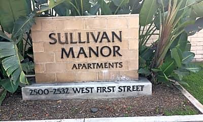 Sullivan Manor, 1