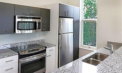 Kitchen, Longfellow Lofts, 0