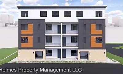 Building, 1117 Laurel Av unit 203, 1