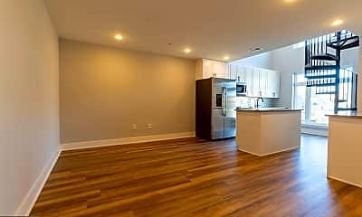 Living Room, 3965 Lancaster Ave 303, 0