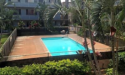 Pool, 94-66 Leolua St, 0
