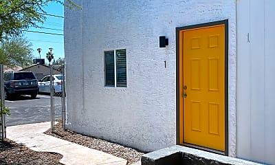 Building, 9618 N 5th Street, Unit #1, 1