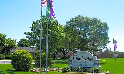 Cambridge Estates, 0