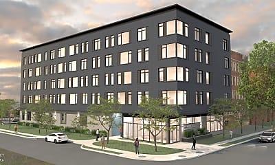 Building, 475 William St, 1
