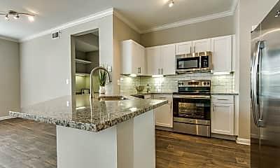Kitchen, Radius at Turtle Creek, 1