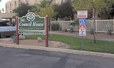 Council House Apartments, 1