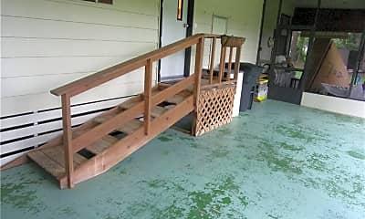 Patio / Deck, 4430 N Williams Ave, 2