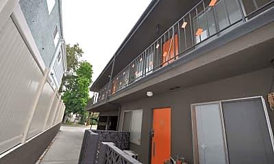 Patio / Deck, 4205 Arch Dr, 2