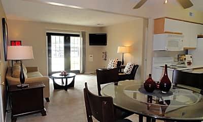 Dining Room, Springbrook Meadows, 1