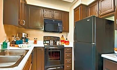 Kitchen, Village at Lakewood, 2