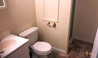 Bathroom, 1 Third St, 2