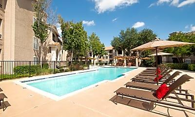 Pool, Rancho Palisades, 2