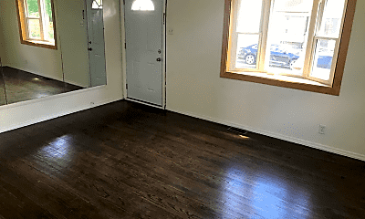 Living Room, 1104 Logan Ave, 1