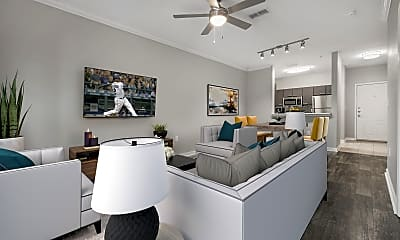 Living Room, The Place on Millenia Boulevard, 1