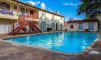 Pool, Starcrest, 1