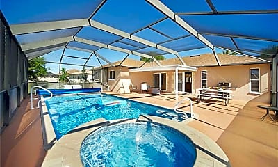 Pool, 3832 SW 20th Ave, 1
