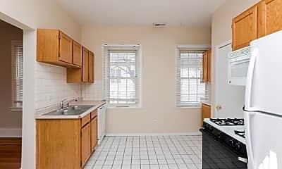 Kitchen, 1401 W School St, 1