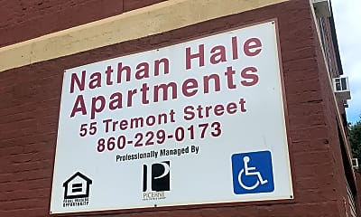 Nathan Hale Apartments, 1