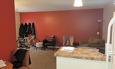 Living Room, 811 Marvin St, 1