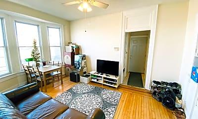 Living Room, 1227 N Milwaukee St, 0