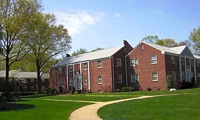 Building, Plainfield Village & Norwood Garden Apartments, 2
