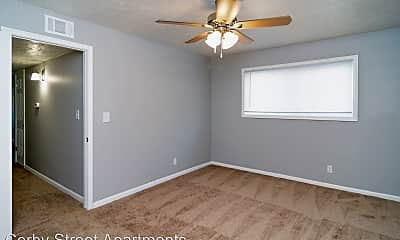 Bedroom, 7301 Corby St, 2