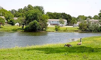 Lake, Parkview Town Homes, 2