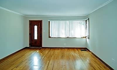 Living Room, 5809 S Natchez Ave, 1