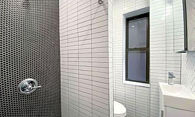 Bathroom, 515 W 139th St, 2