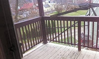 Patio / Deck, 24 Durkee St, 2
