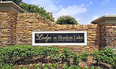 Community Signage, The Lodge At Shadowlake, 2