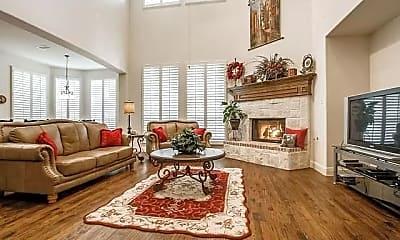 Living Room, 4147 Bal Harbour Lane, 2