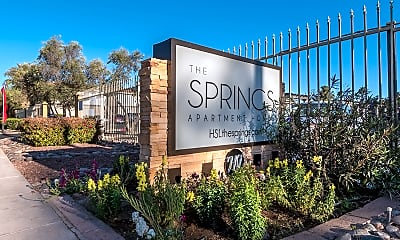 The Springs Apartment Homes, 2